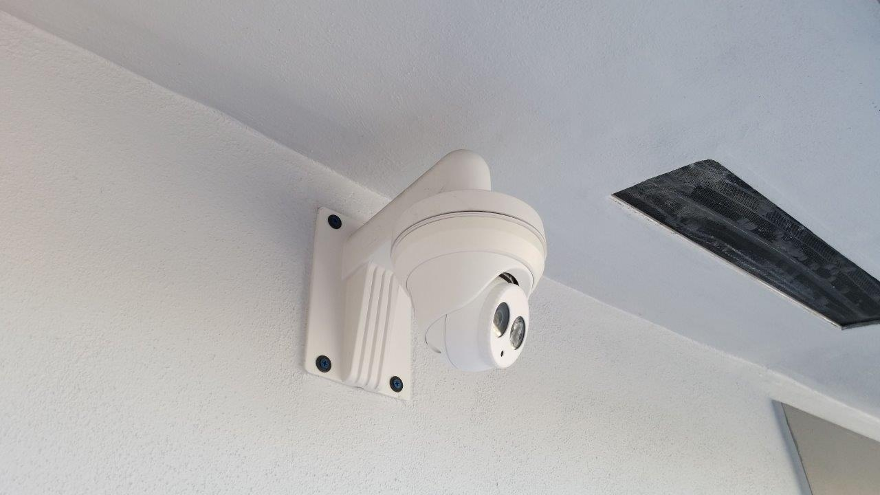 security camera, surveillance, CCTV, night-vision, wireless